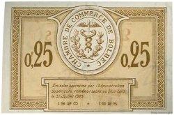 25 Centimes FRANCE régionalisme et divers Bolbec 1920 JP.029.02 SPL à NEUF