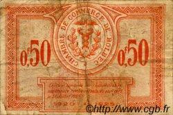 50 Centimes FRANCE régionalisme et divers BOLBEC 1920 JP.029.03 TB