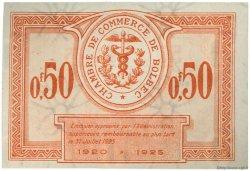 50 Centimes FRANCE régionalisme et divers Bolbec 1920 JP.029.04 SPL à NEUF