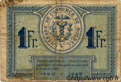 1 Franc FRANCE régionalisme et divers Bolbec 1918 JP.029.05 TB