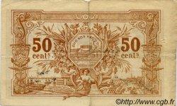 50 Centimes FRANCE régionalisme et divers Bordeaux 1914 JP.030.01 TTB à SUP