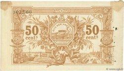 50 Centimes FRANCE régionalisme et divers BORDEAUX 1914 JP.030.01 TB