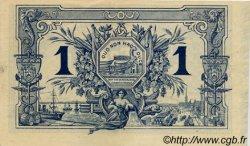 1 Franc FRANCE régionalisme et divers BORDEAUX 1914 JP.030.02 TTB à SUP