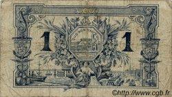1 Franc FRANCE régionalisme et divers BORDEAUX 1914 JP.030.06