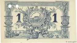 1 Franc FRANCE régionalisme et divers BORDEAUX 1914 JP.030.07 TTB à SUP