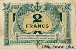 2 Francs FRANCE régionalisme et divers BORDEAUX 1917 JP.030.23 TTB à SUP