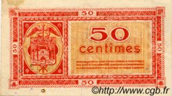 50 Centimes FRANCE régionalisme et divers Bordeaux 1920 JP.030.24 TTB à SUP