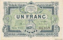 1 Franc FRANCE régionalisme et divers BORDEAUX 1920 JP.030.26 SPL à NEUF