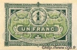 1 Franc FRANCE régionalisme et divers BORDEAUX 1920 JP.030.26 TTB à SUP