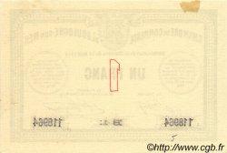 1 Franc FRANCE régionalisme et divers BOULOGNE-SUR-MER 1914 JP.031.12 TTB à SUP