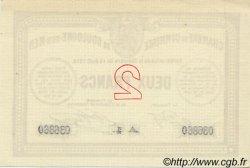 2 Francs FRANCE régionalisme et divers BOULOGNE-SUR-MER 1914 JP.031.13 SPL à NEUF