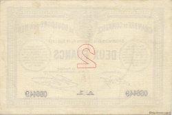 2 Francs FRANCE régionalisme et divers Boulogne-Sur-Mer 1914 JP.031.13 TTB à SUP