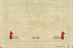 1 Franc FRANCE régionalisme et divers BOULOGNE-SUR-MER 1914 JP.031.15 SPL à NEUF