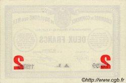 2 Francs FRANCE régionalisme et divers BOULOGNE-SUR-MER 1914 JP.031.16 SPL à NEUF