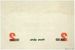 2 Francs FRANCE régionalisme et divers Boulogne-Sur-Mer 1914 JP.031.22 SPL à NEUF