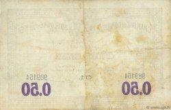 50 Centimes FRANCE régionalisme et divers Boulogne-Sur-Mer 1914 JP.031.23 TB