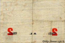 2 Francs FRANCE régionalisme et divers BOULOGNE-SUR-MER 1914 JP.031.25 TB