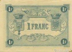 1 Franc FRANCE régionalisme et divers BOULOGNE-SUR-MER 1920 JP.031.27 SPL à NEUF