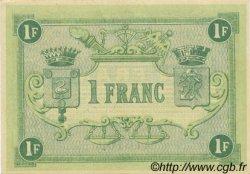 1 Franc FRANCE régionalisme et divers BOULOGNE-SUR-MER 1920 JP.031.30 TTB à SUP