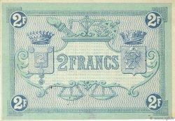 2 Francs FRANCE régionalisme et divers BOULOGNE-SUR-MER 1920 JP.031.31 TTB à SUP