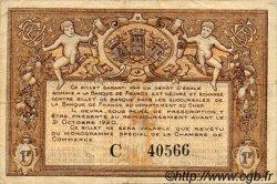 1 Franc FRANCE régionalisme et divers BOURGES 1915 JP.032.02 TTB à SUP