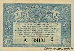 1 Franc FRANCE régionalisme et divers Bourges 1917 JP.032.11 TTB à SUP
