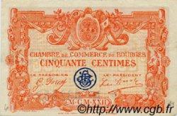 50 Centimes FRANCE régionalisme et divers BOURGES 1922 JP.032.12 TTB à SUP