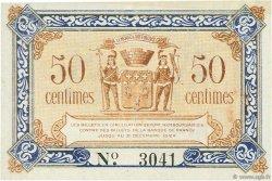 50 Centimes FRANCE régionalisme et divers Brive 1918 JP.033.01 SPL à NEUF