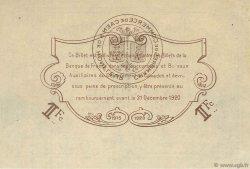1 Franc FRANCE régionalisme et divers CAEN ET HONFLEUR 1920 JP.034.02 SPL à NEUF