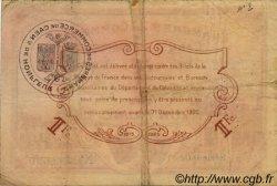 1 Franc FRANCE régionalisme et divers Caen et Honfleur 1920 JP.034.03 TB