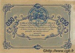 50 Centimes FRANCE régionalisme et divers CAEN ET HONFLEUR 1918 JP.034.05 TTB à SUP