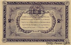 2 Francs FRANCE régionalisme et divers Caen et Honfleur 1918 JP.034.10 SPL à NEUF