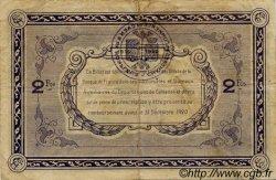 2 Francs FRANCE régionalisme et divers CAEN ET HONFLEUR 1918 JP.034.10 TB