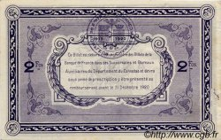 2 Francs FRANCE régionalisme et divers Caen et Honfleur 1918 JP.034.11 TTB à SUP