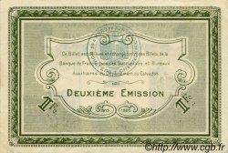 1 Franc FRANCE régionalisme et divers Caen et Honfleur 1918 JP.034.14 TTB à SUP
