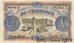 50 Centimes FRANCE régionalisme et divers Cahors 1918 JP.035.21 SPL à NEUF