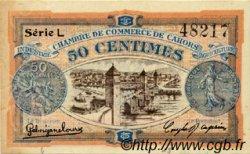 50 Centimes FRANCE régionalisme et divers Cahors 1919 JP.035.23 TTB à SUP