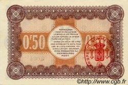 50 Centimes FRANCE régionalisme et divers CALAIS 1915 JP.036.07 SPL à NEUF