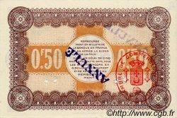 50 Centimes FRANCE régionalisme et divers Calais 1915 JP.036.10 SPL à NEUF