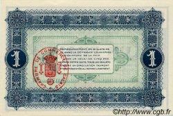 1 Franc FRANCE régionalisme et divers CALAIS 1915 JP.036.15 SPL à NEUF