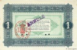 1 Franc FRANCE régionalisme et divers CALAIS 1915 JP.036.18 TTB à SUP