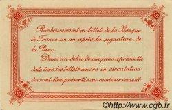 50 Centimes FRANCE régionalisme et divers Calais 1918 JP.036.40 SPL à NEUF