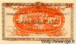 50 Centimes FRANCE régionalisme et divers Carcassonne 1914 JP.038.01 TTB à SUP