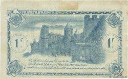 1 Franc FRANCE régionalisme et divers CARCASSONNE 1917 JP.038.13 TB