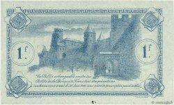 1 Franc FRANCE régionalisme et divers CARCASSONNE 1917 JP.038.14 TTB à SUP