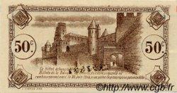 50 Centimes FRANCE régionalisme et divers Carcassonne 1920 JP.038.15 TTB à SUP