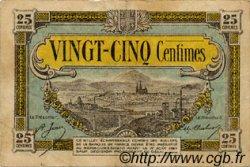 25 Centimes FRANCE régionalisme et divers Région Économique Du Centre 1918 JP.040.01 TB