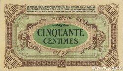 50 Centimes FRANCE régionalisme et divers RÉGION ÉCONOMIQUE DU CENTRE 1918 JP.040.05 SPL à NEUF