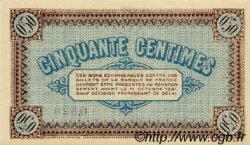 50 Centimes FRANCE régionalisme et divers Châlon-Sur-Saône, Autun et Louhans 1916 JP.042.08 SPL à NEUF