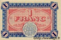 1 Franc FRANCE régionalisme et divers CHÂLON-SUR-SAÔNE, AUTUN ET LOUHANS 1916 JP.042.10 SPL à NEUF